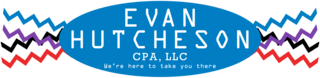 Evan Hutcheson, CPA, LLC Logo