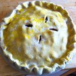 Baking Frozen Pie