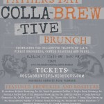 Father's Day CollaBrewtive Brunch