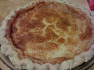 pie, pie-a-day, kcrw, chess pie