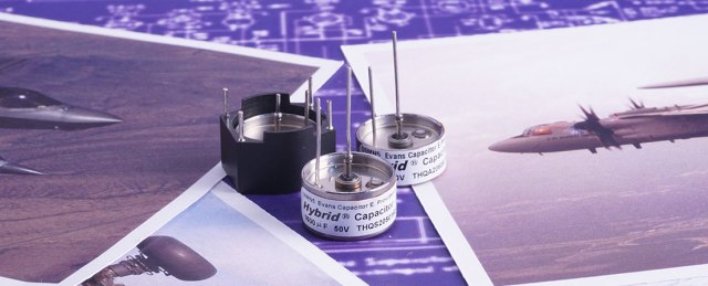 Evans Capacitor Company THQA2/M2 Series Capacitors