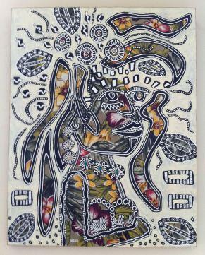 Native Woman by E.G.Silberman
