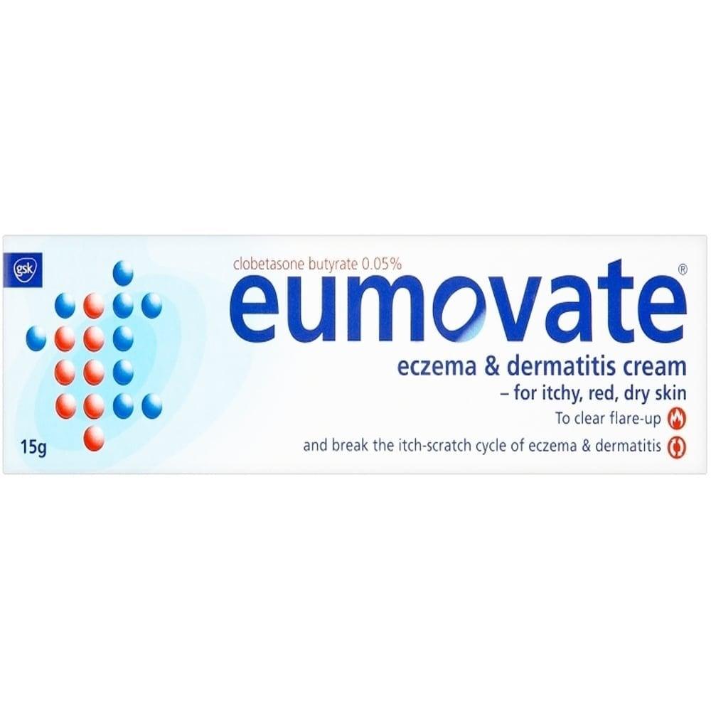 Eumovate Cream - Medicines from Evans Pharmacy UK
