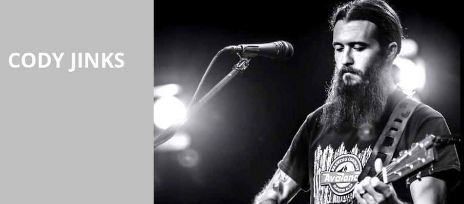 Cody Jinks On Tour  Tickets information reviews