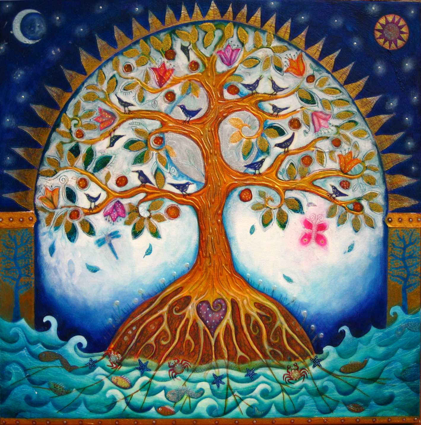 tree of abundance - The Power of Equity