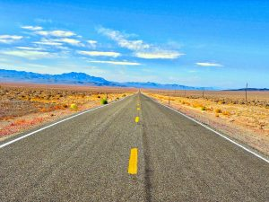 Learn about five desert driving tips for truck drivers.