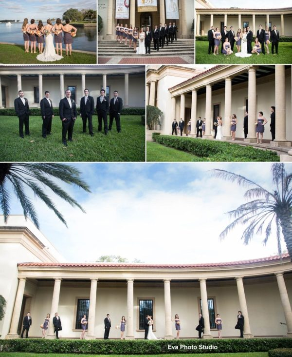 St. Petersburg Museum of Fine Arts Wedding