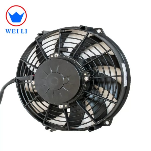 9 24 12v Condenser Blower Motor Fan Air Conditioning Auto Parts