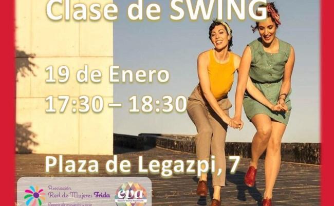 Clase de swing