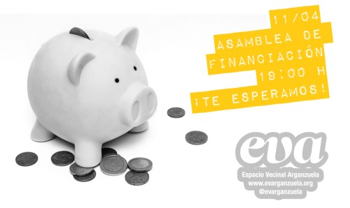 Asamblea financiación en @EVArganzuela