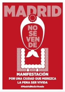 #MadridNoSeVende