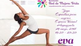 Sesión de Yoga - Frida (Especifico para mujeres)