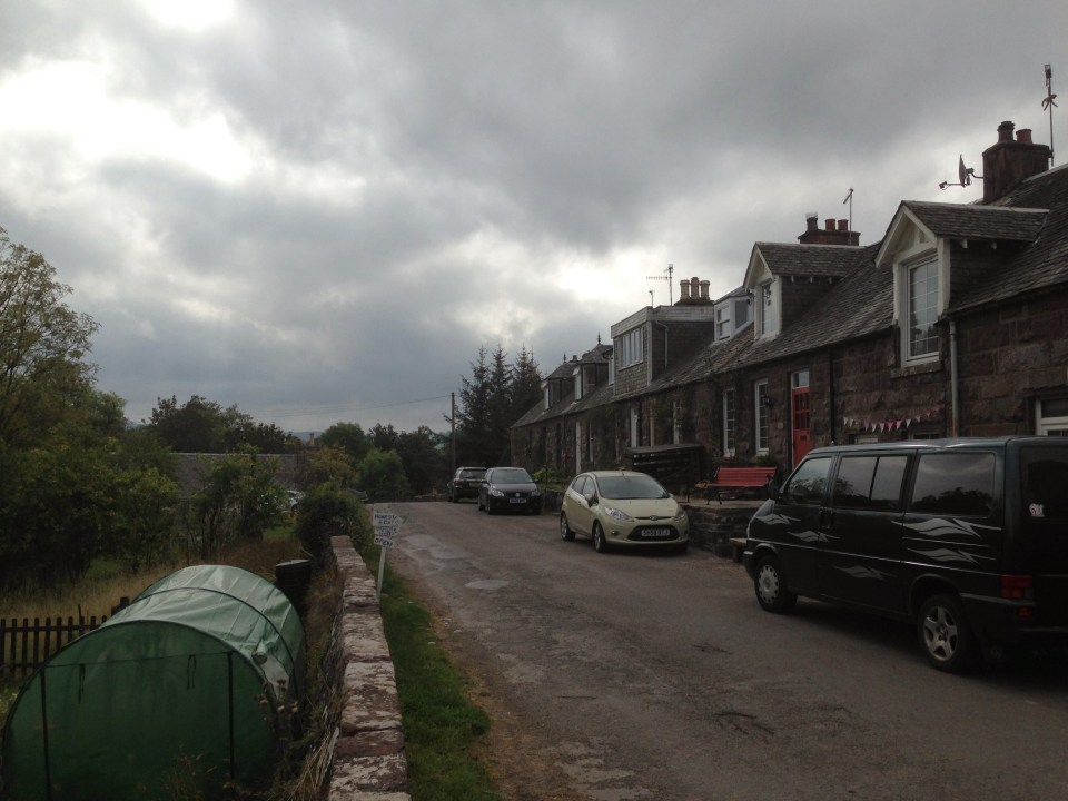 West Highland Way Houses