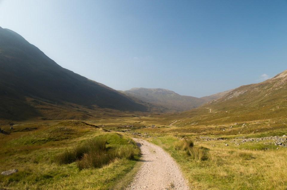 West Highland Way - Day 6
