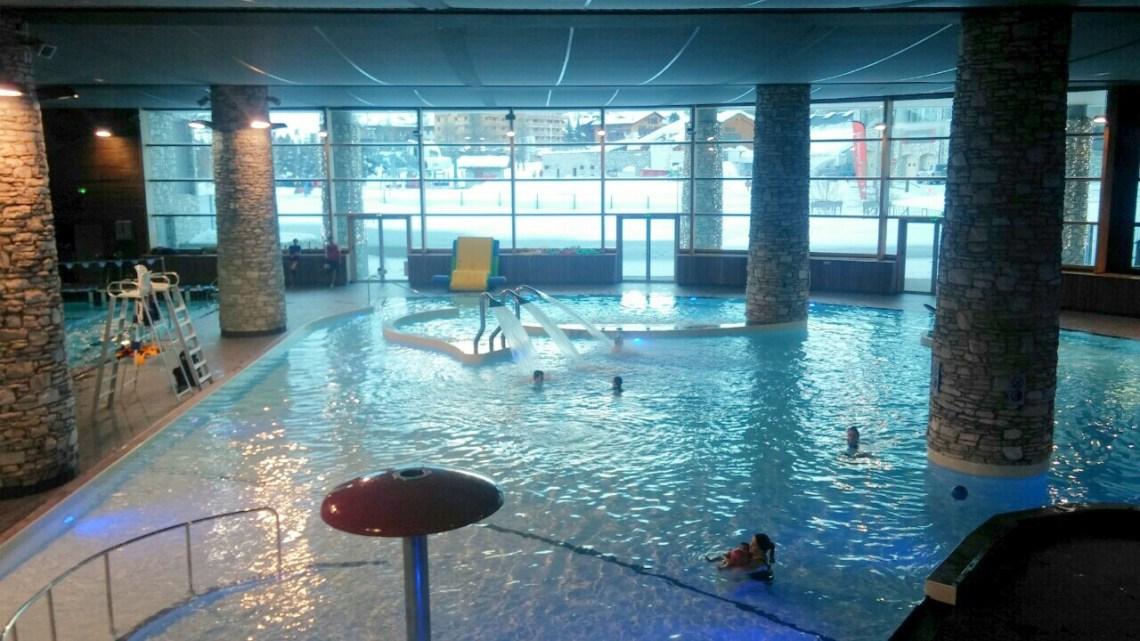 Centre aquasportif Val d'Isère