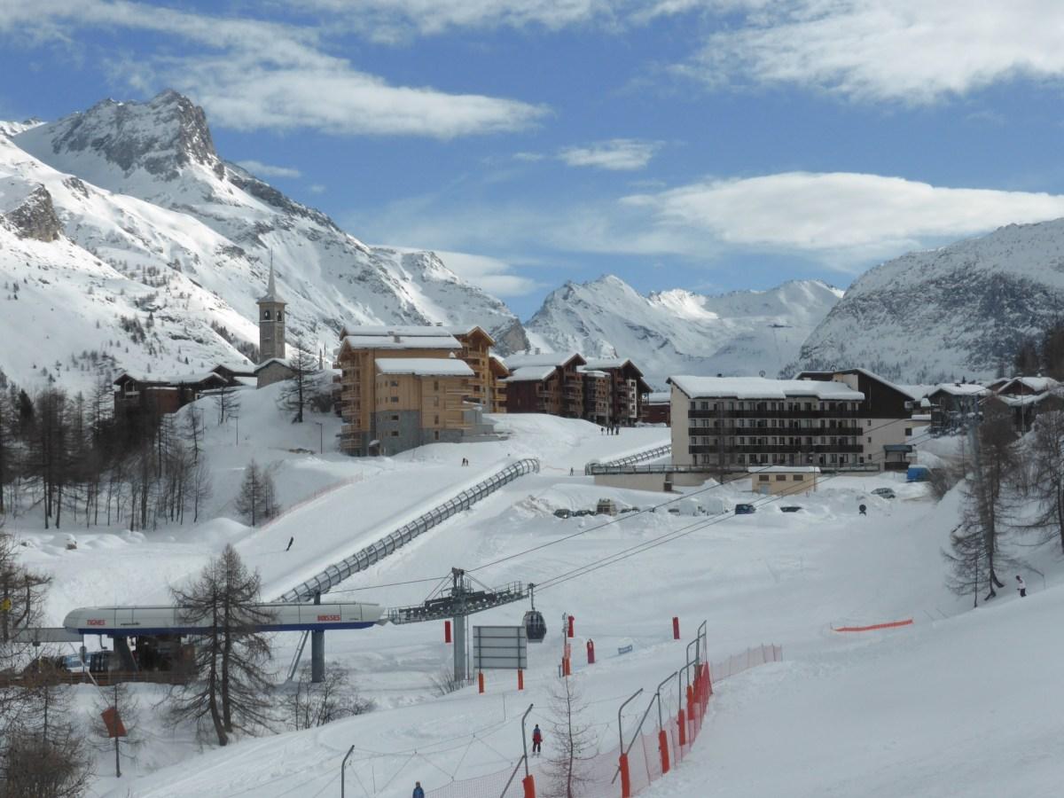 Tignes et Val d'Isère