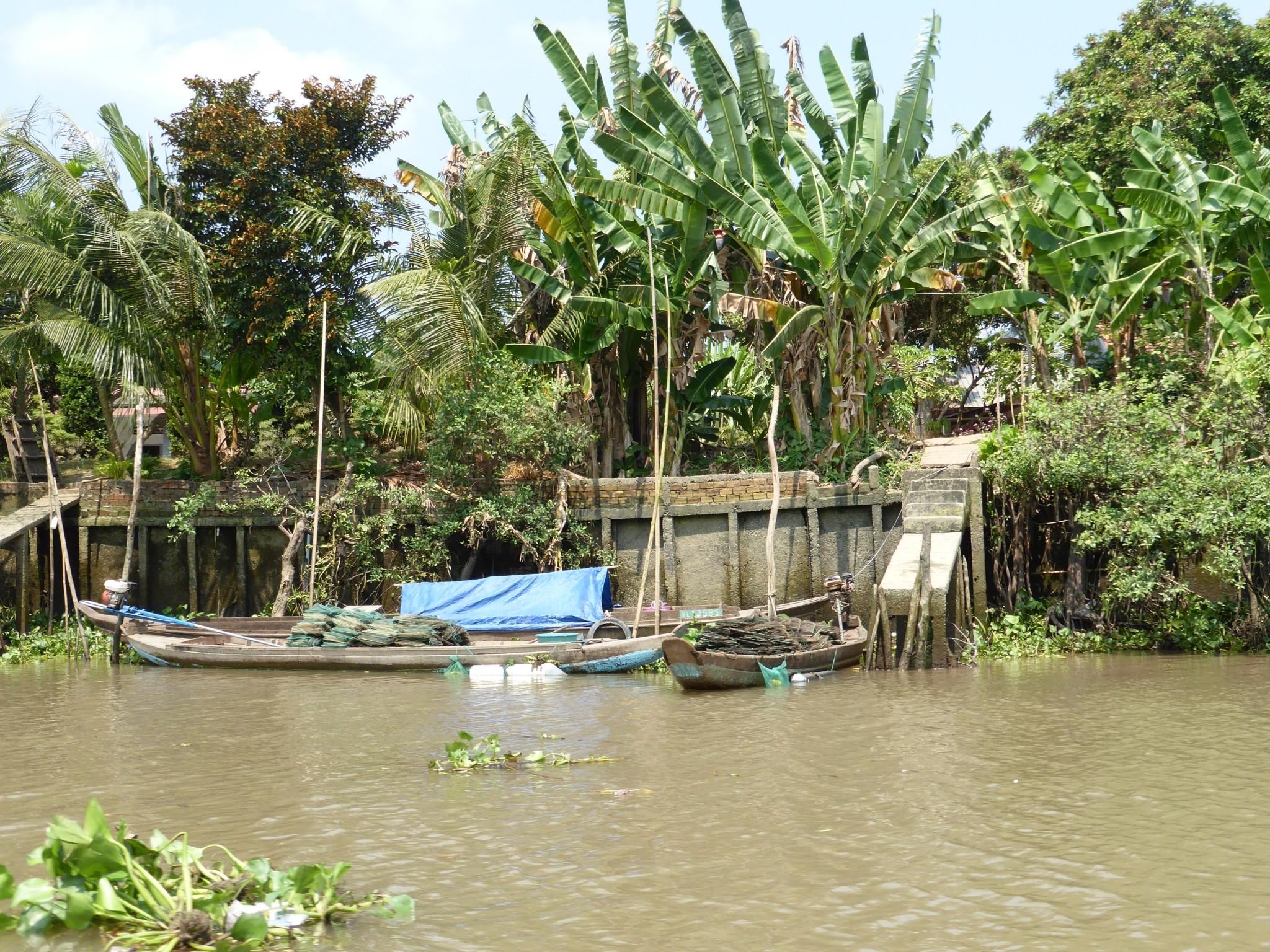 Delta du Mekong