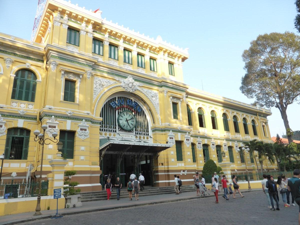 Ho Chi Minh, la ville du sud du Vietnam et Cu Chi Tunnel