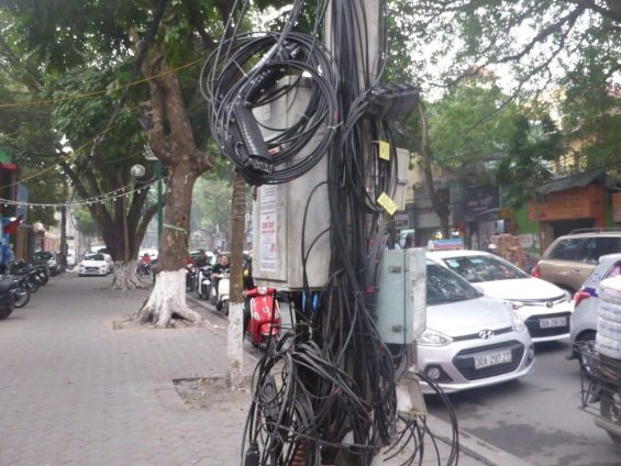 Réseau électrique ?