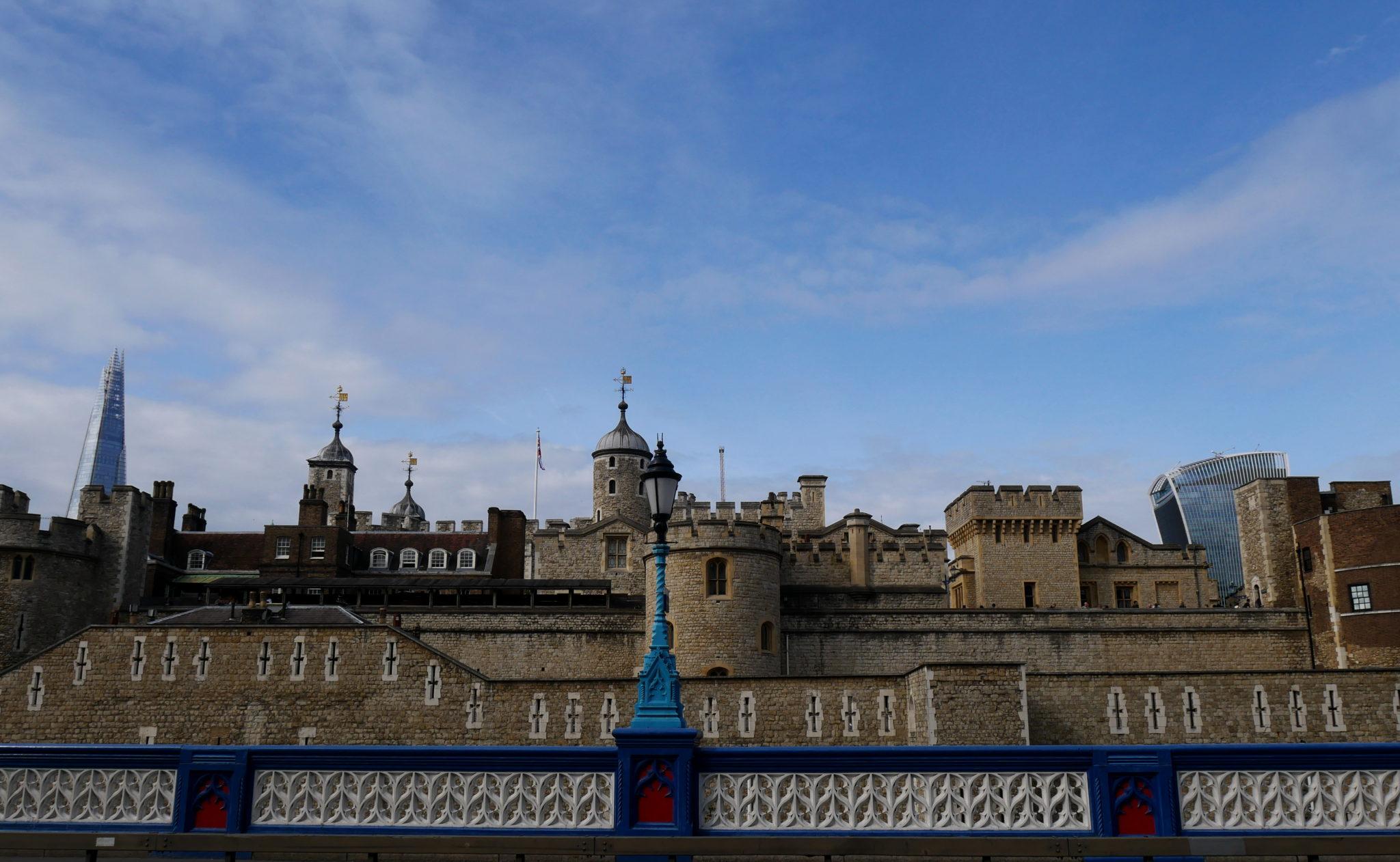 tour de Londres