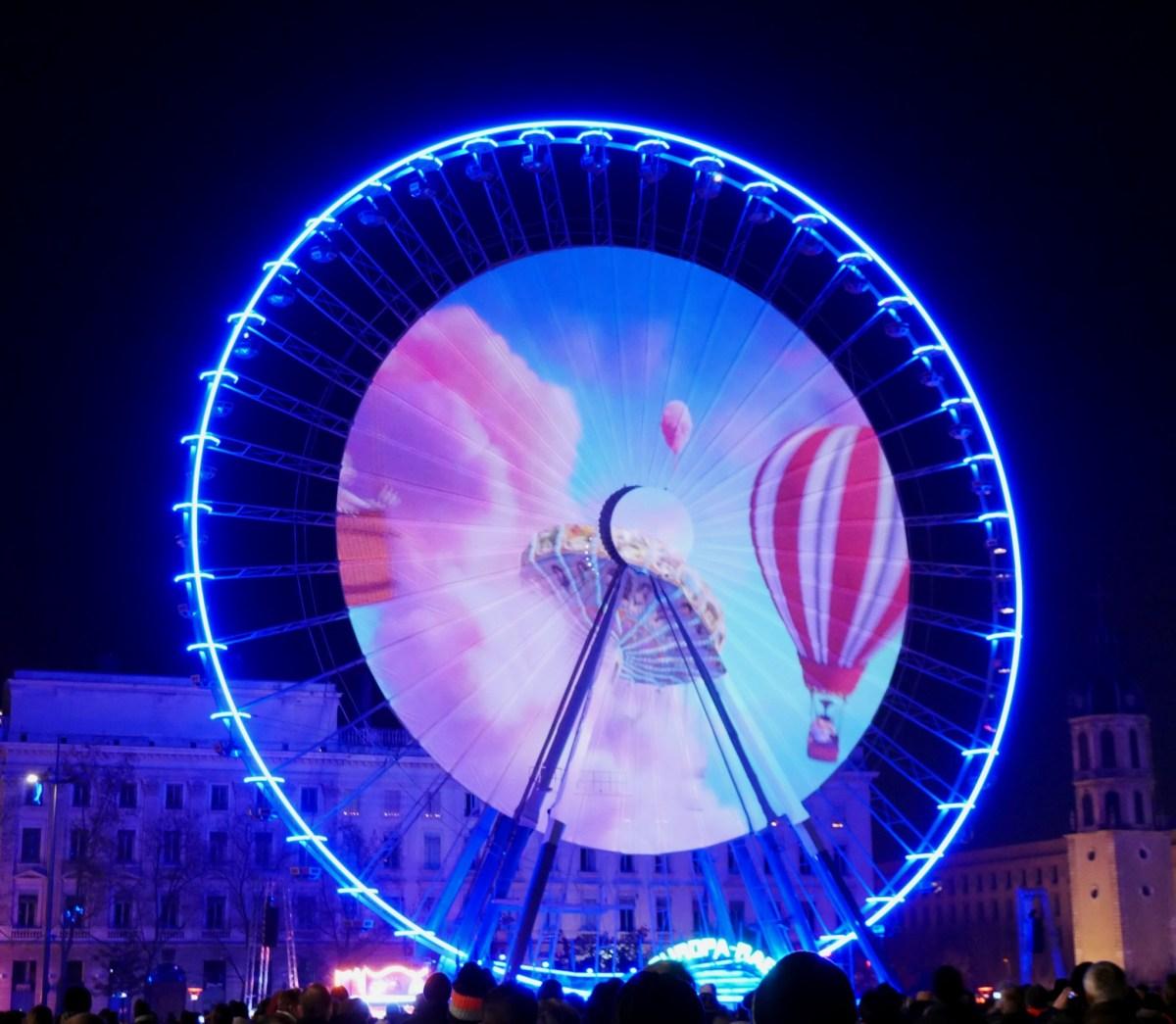 La Fête des Lumières 2016 de Lyon en vidéo