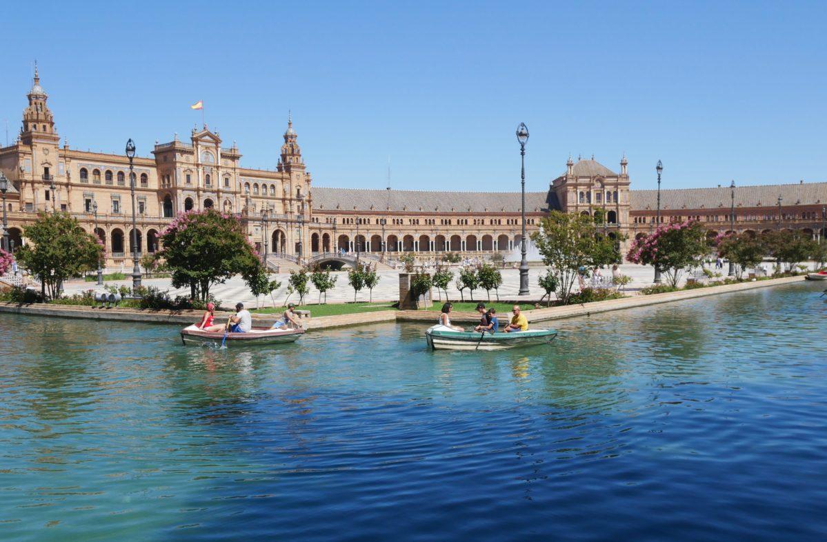 La belle Séville