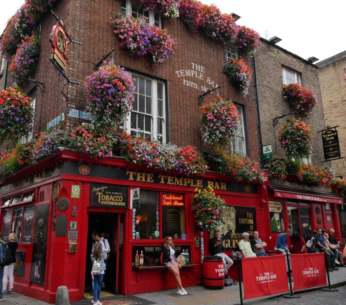 2 jours à Dublin