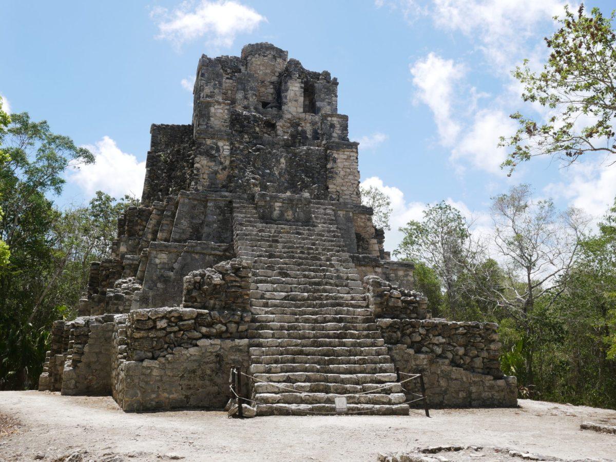 2 semaines dans la Péninsule du Yucatan