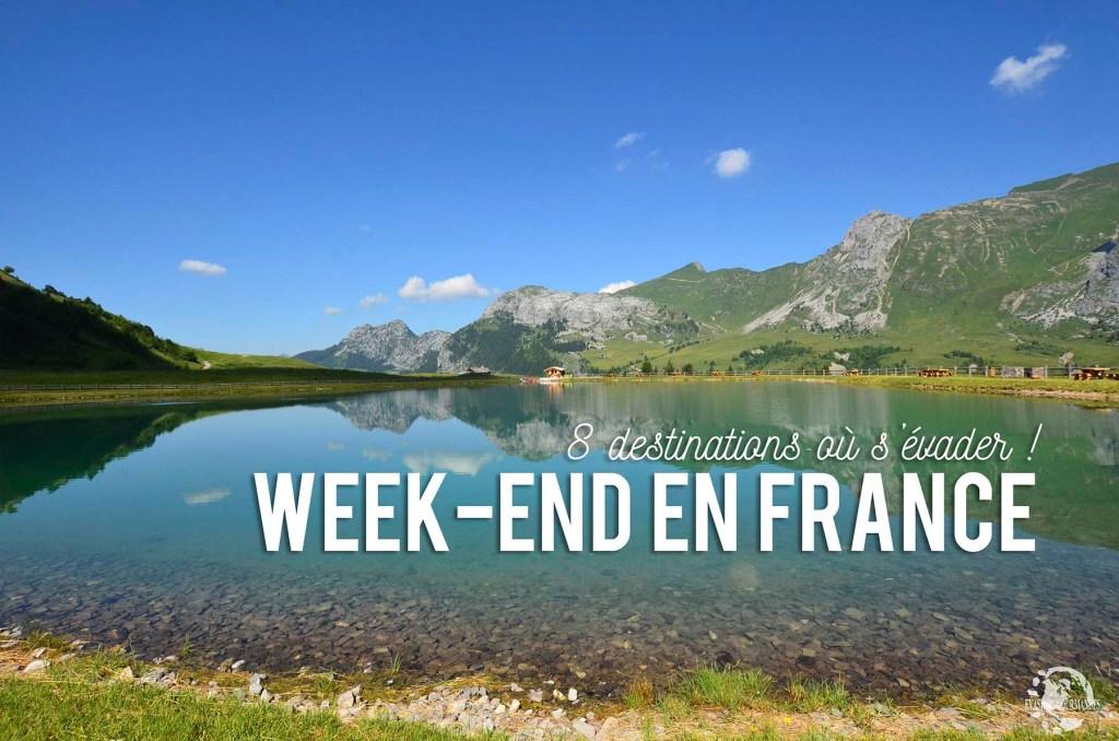 Week-end en France