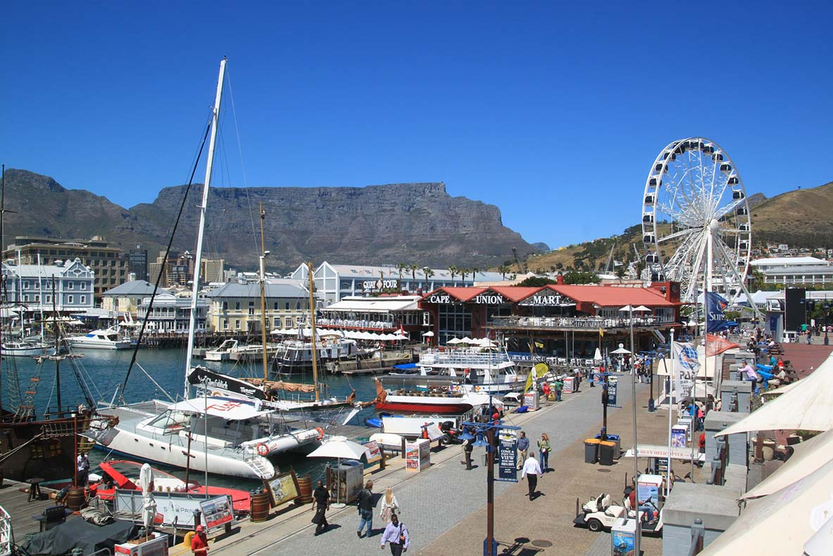que faire en Afrique du Sud