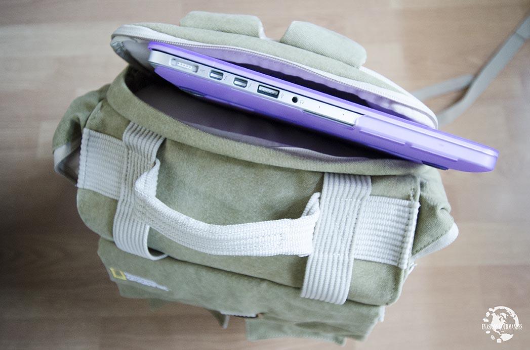 sac à dos photo de voyage