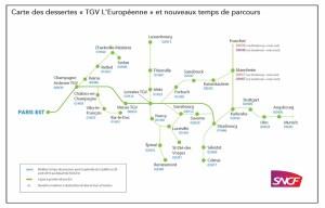 TGV l'Européenne