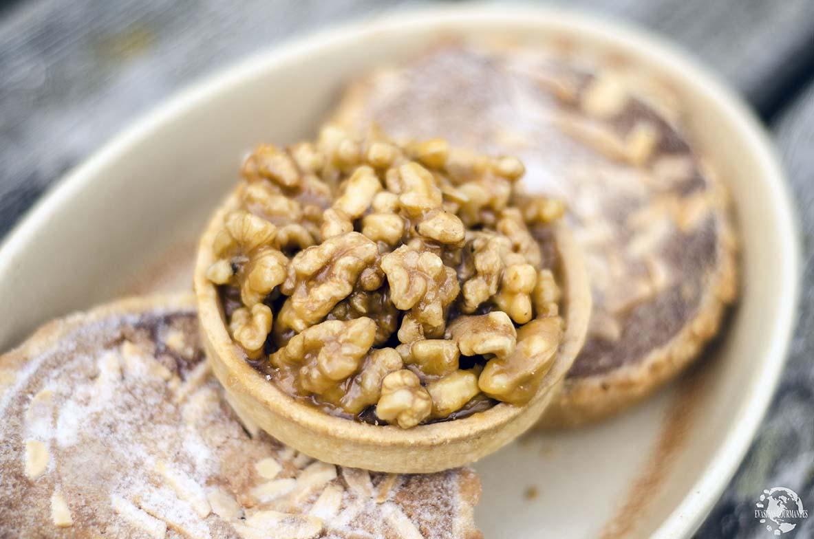tarte aux noix Alpes