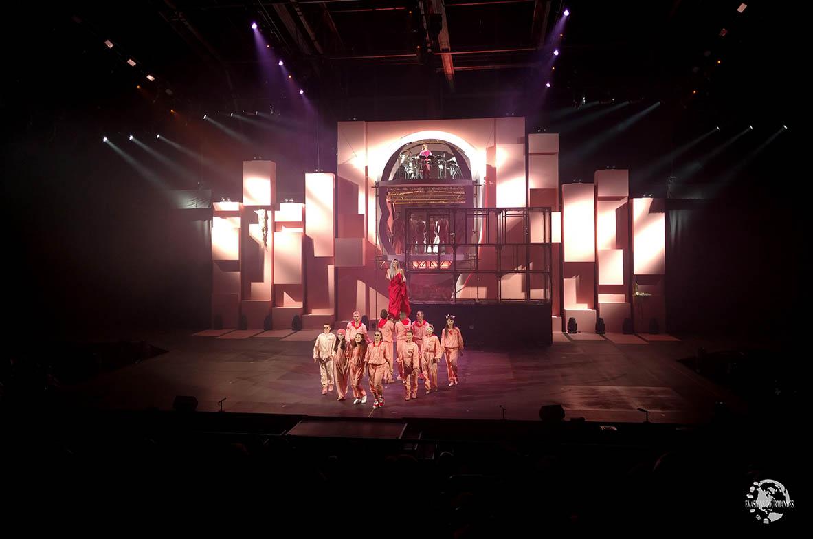 Diva Cirque du Soleil