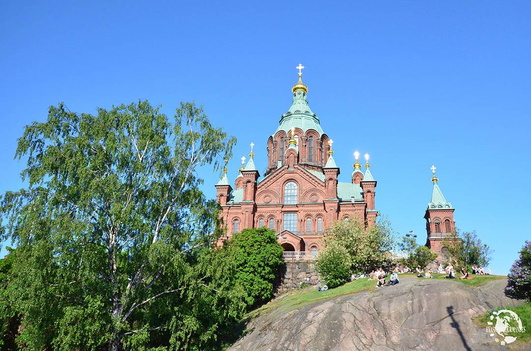 Cathédrale Helsinki