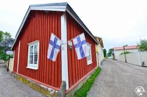Ekenas Finlande
