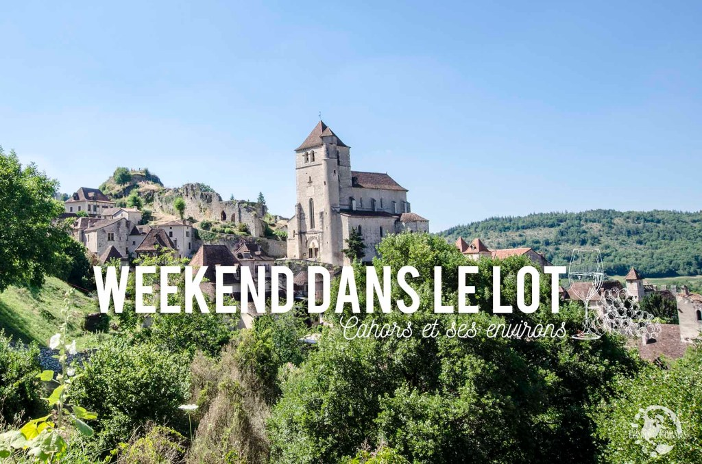 Week end à Cahors, Lot