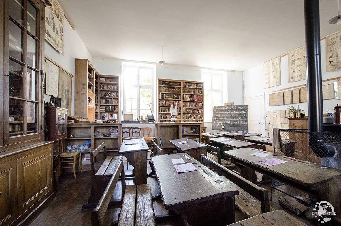 Ecole d'Autrefois