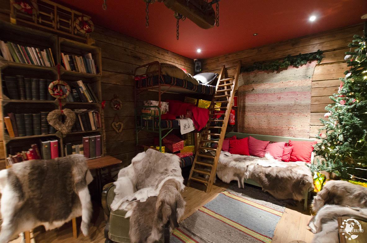 Père Noël Laponie