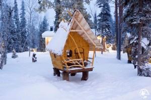 La magie de la Laponie