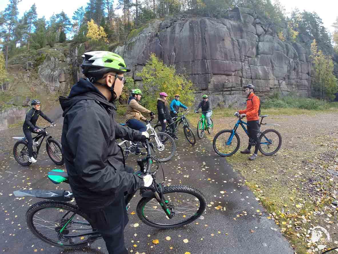 Bike & Hike Kouvola