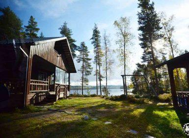Mökki Finlande
