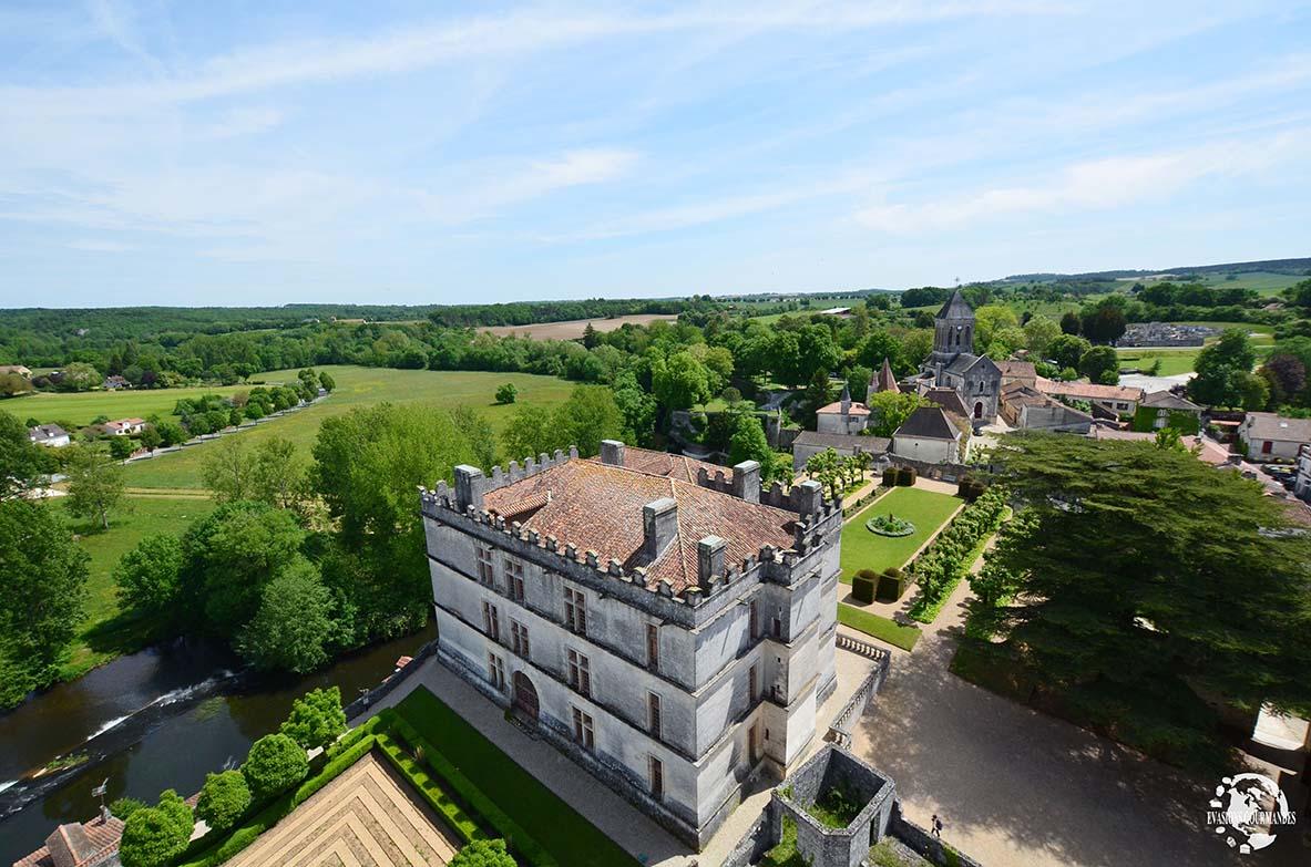 Chateau de Bourdeilles