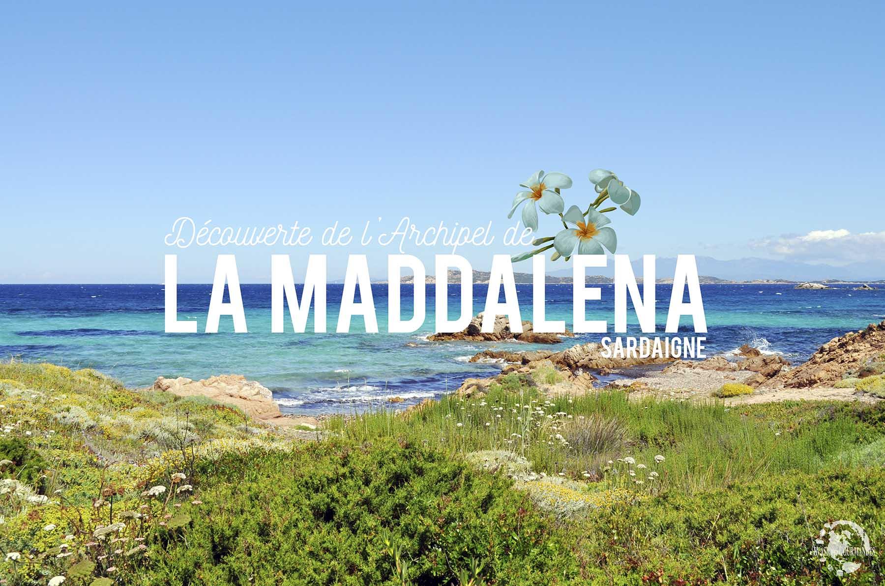 Archipel de la Maddalena Sardaigne