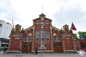 Market Hall Turku