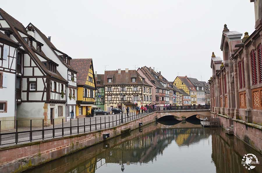 Colmar Week end en Alsace