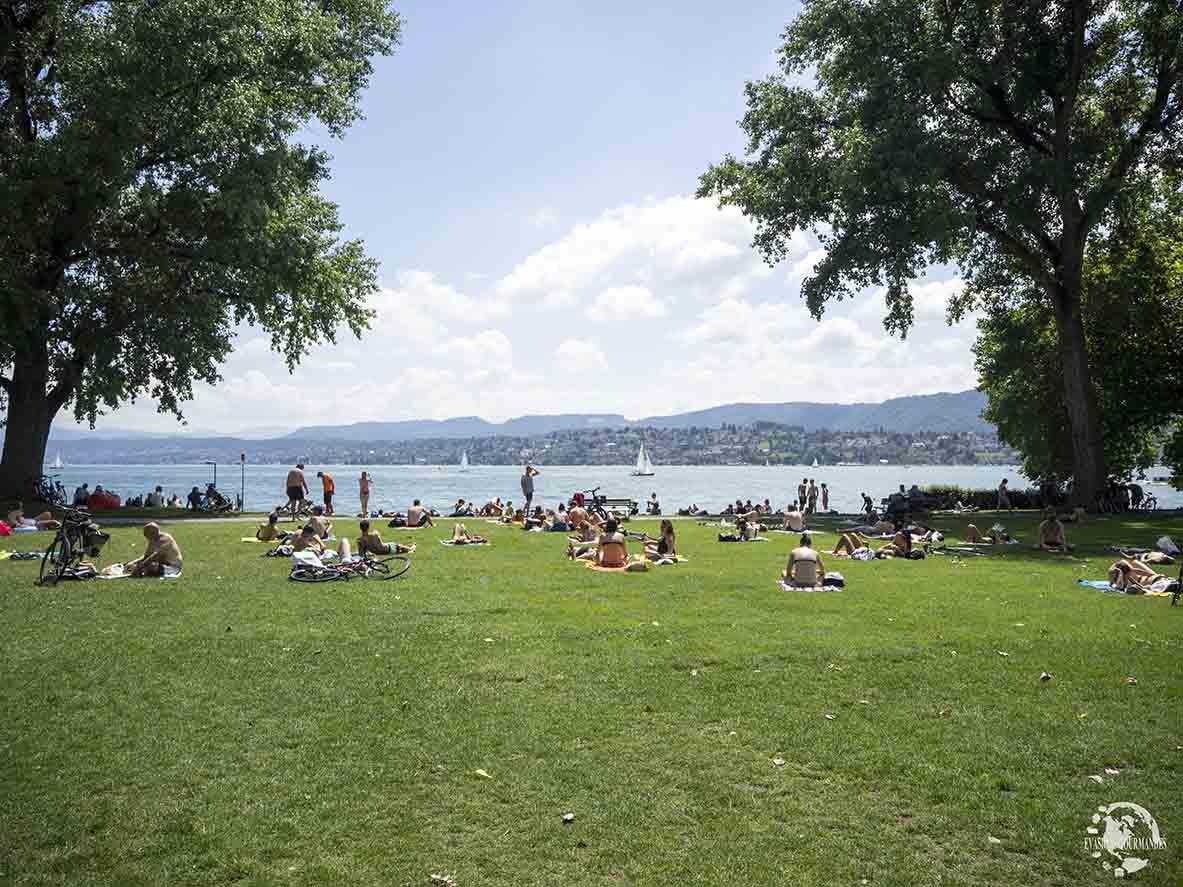 Zurich lac