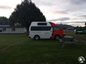 Mighty campervan