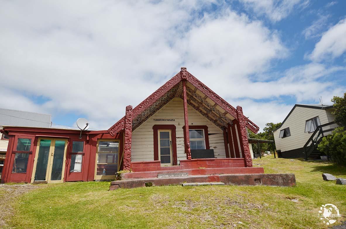 village maori
