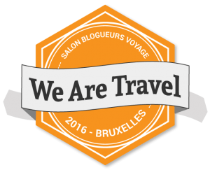 We are Travel Salon des Blogueurs Voyage